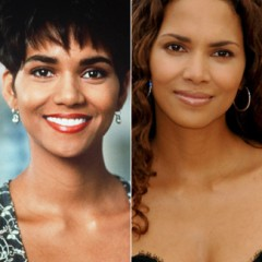 Halle Berry Nose Job – Before & After