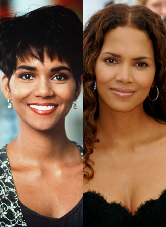 Halle Berry Nose Job Before After Deviated Septum