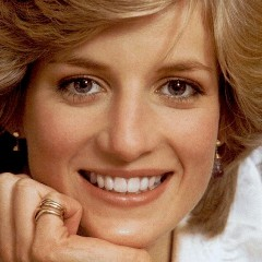 Princess Diana Nose Job