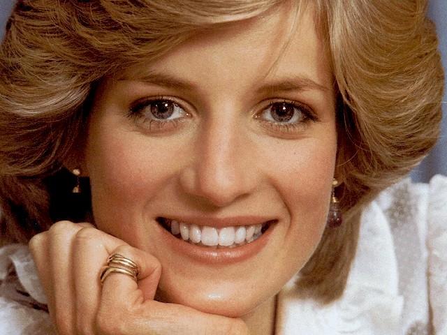Princess Diana Nose Job