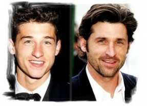celebrity nose jobs- The Patrick Dempsey Nose Job