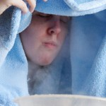 Steam Inhalation for Sinus Pressure