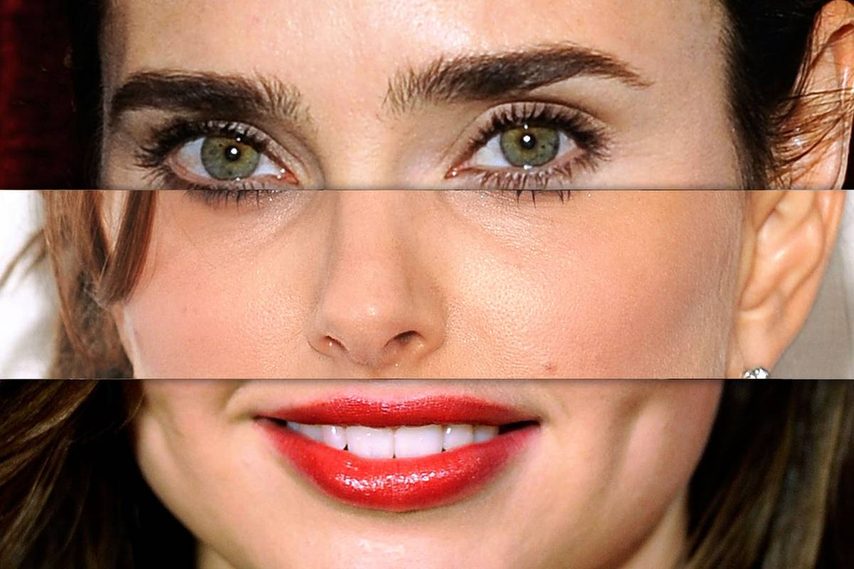Penelope Cruz Nose Profile Signs of a Bad Nose Job